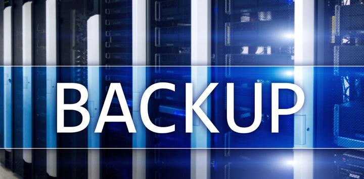Backup - image