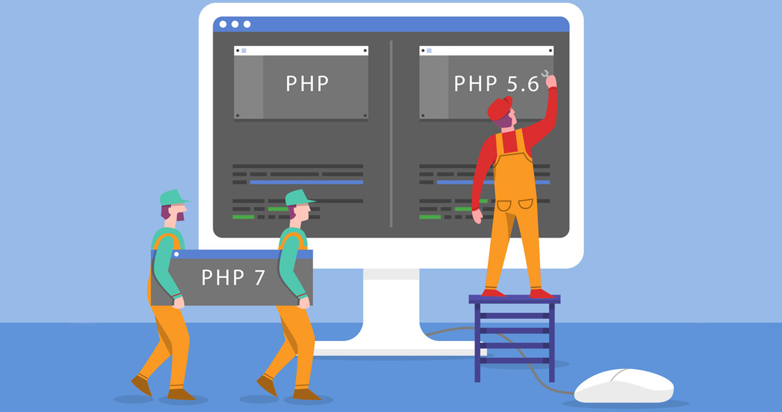 php 5.6 na php 7